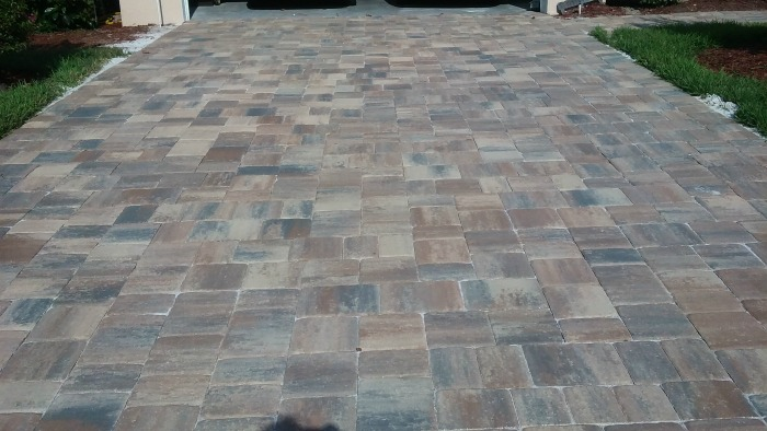 Paver sealing in St augustine.Seal your brick pavers in St Augustine